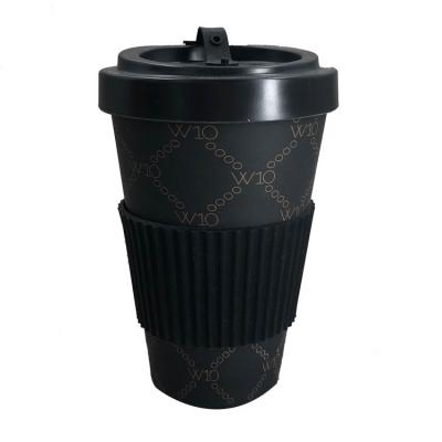 Customized Bamboo Fiber Drinking Cup
